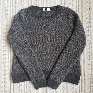💕💕Moth by Anthropologie gray sweater A32